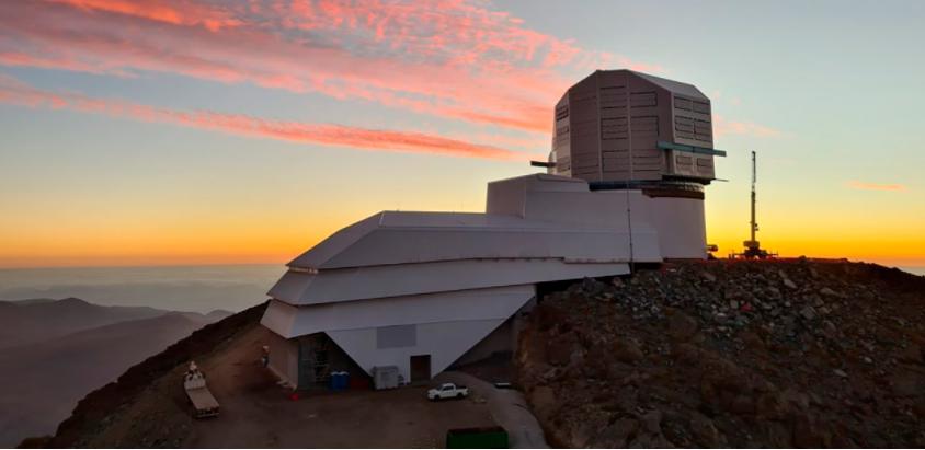 Proyecto astronómico ALeRCE se adjudica análisis de datos de nuevo observatorio con la participación de académico UTEM